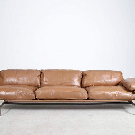 Diesis 3-seater Sofa by Antonio Citterio & Paoplo Nava for B&B Italia 80s