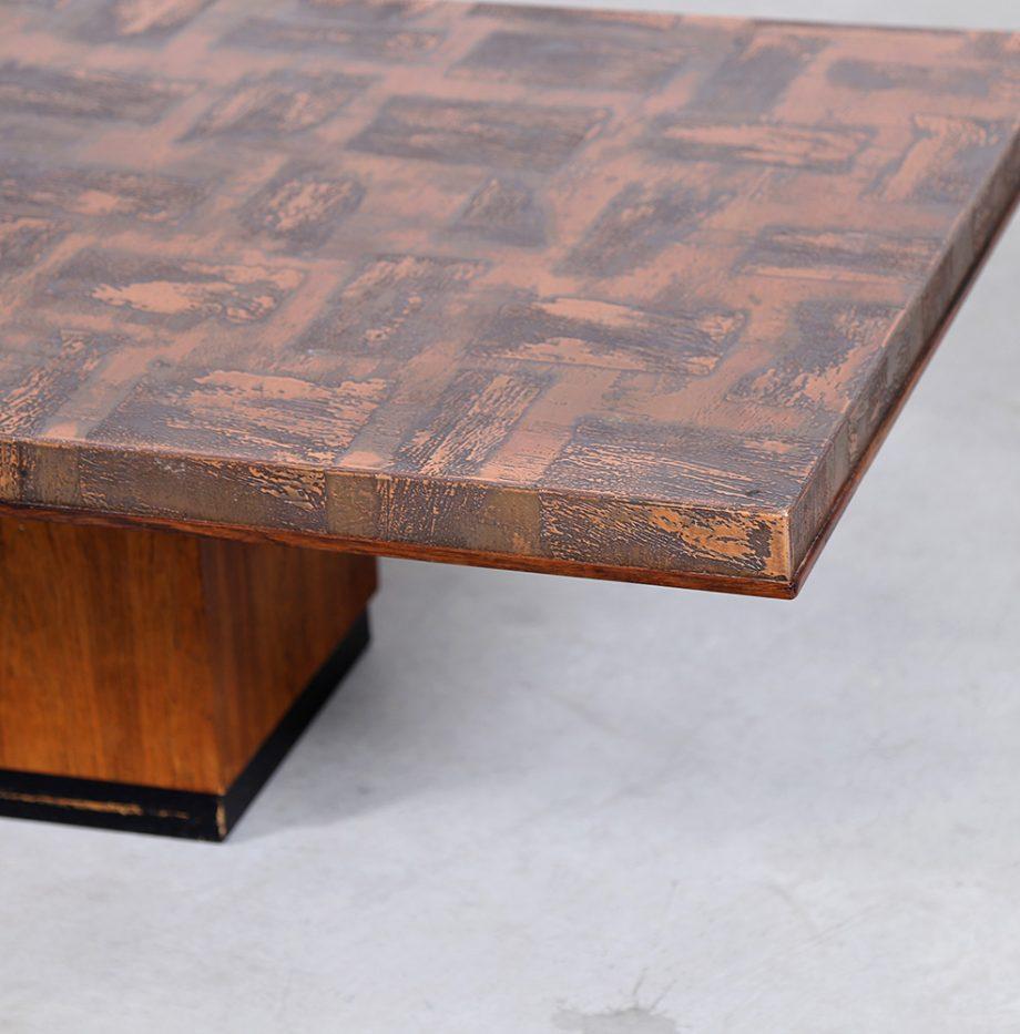 Kupfertisch_copper_Coffee_Table_Brutalist_Heinz_Lilienthal_70s_Design_Designklassiker_gebraucht_selten_German_Design_07