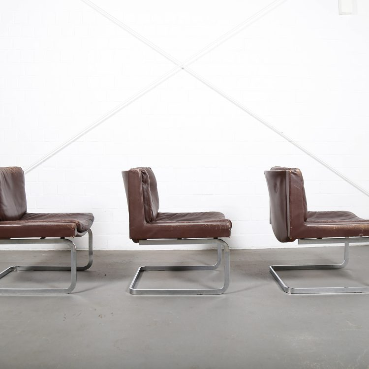 De Sede RH201 Robert Haussmann Design Executive Lounge Chair Switzerland