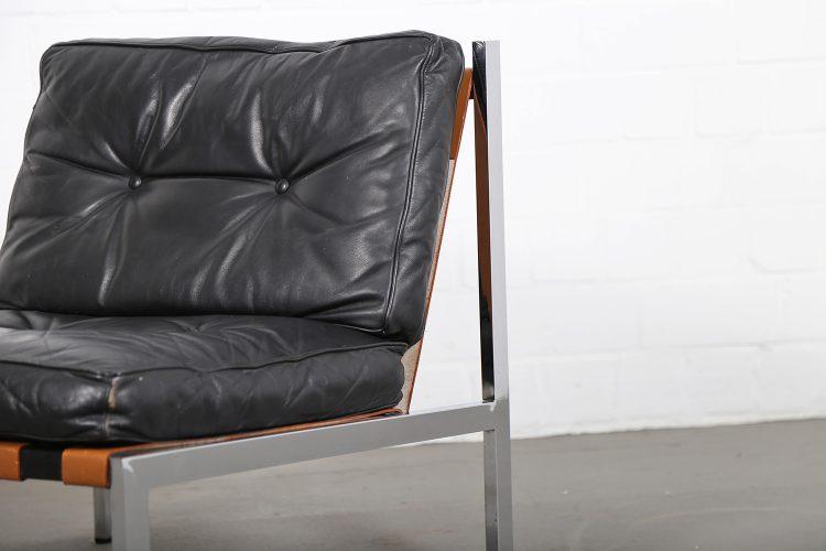 Ernst Josef Althoff Lounge Chair barcelona 60s midcentury modern Knoll International Vintage Chair