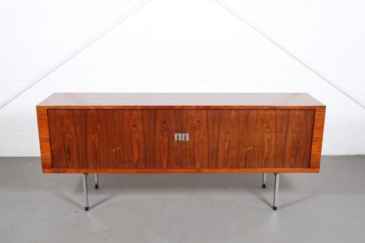 Hans J. Wegner Credenza RY-25 Ry Møbler Sideboard Rosewood Danish Design