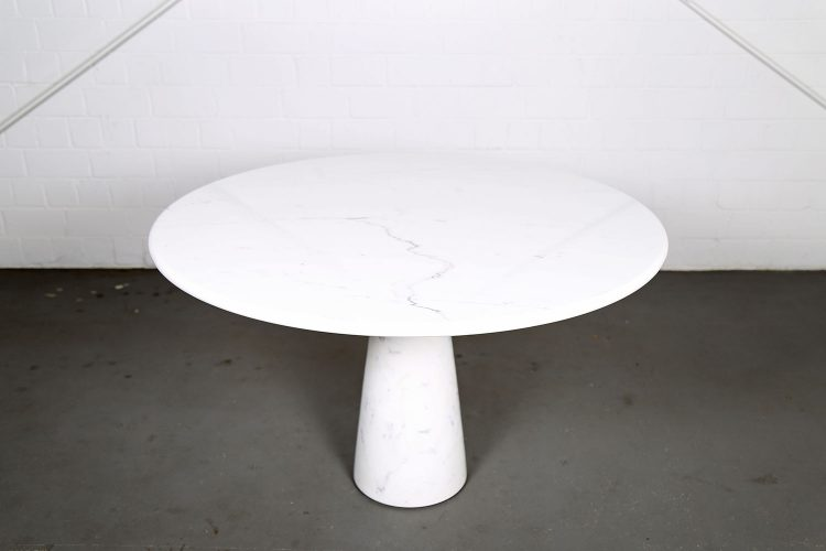 Angelo Mangiarotti M1 T70 dining table Marble Skipper Italy 1969